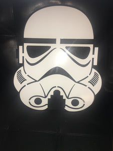 Star Wars Stormtrooper DXF/SVG file