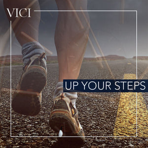 10 ways to up your steps