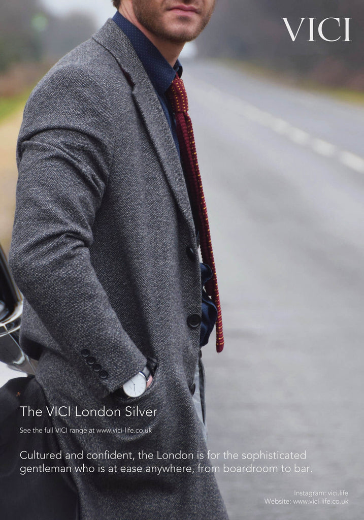 HOW TO: Wear the VICI London Silver