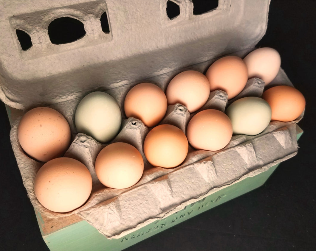Pastured Eggs (Add-On Only)