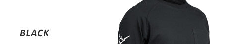 Alpha long sleeves MK02 - Black