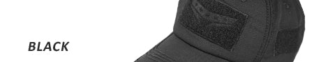 Numerus tactical cap - Black