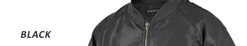 Shield bomber jacket - Black