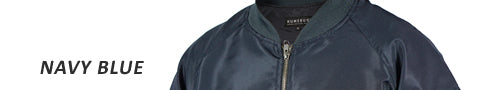 Shield bomber jacket - Navy blue
