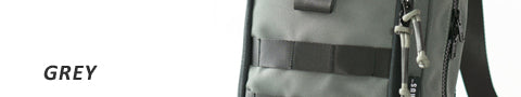 Valiant shoulder bag - Grey