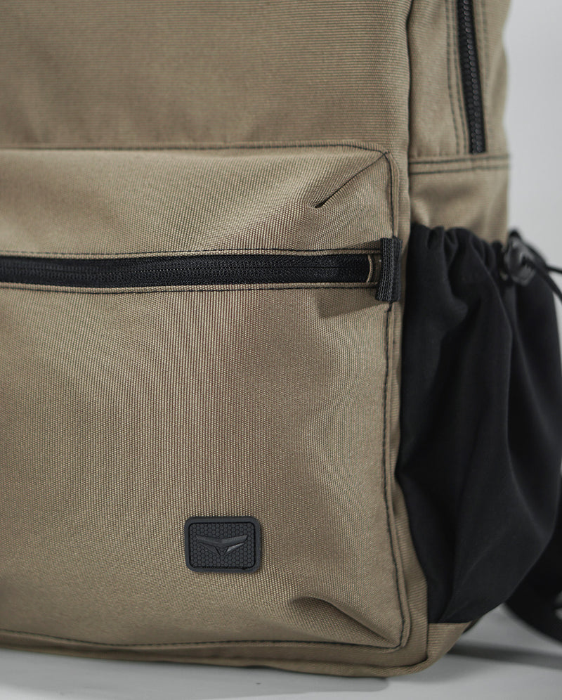Solid daypack - Tan