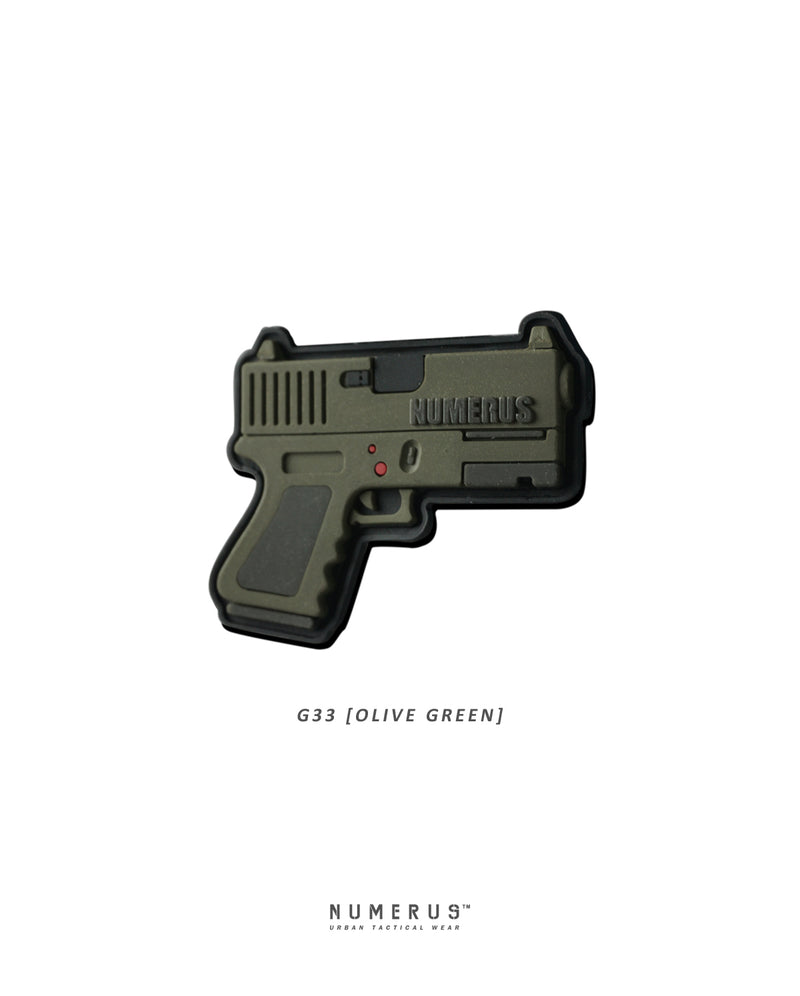 Gunner series patch - G33