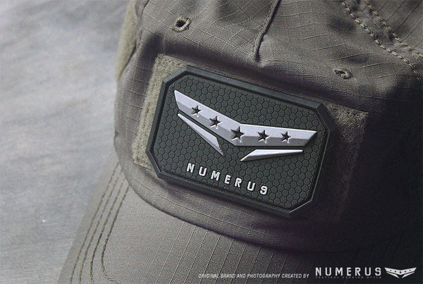 Numerus Rubber patch