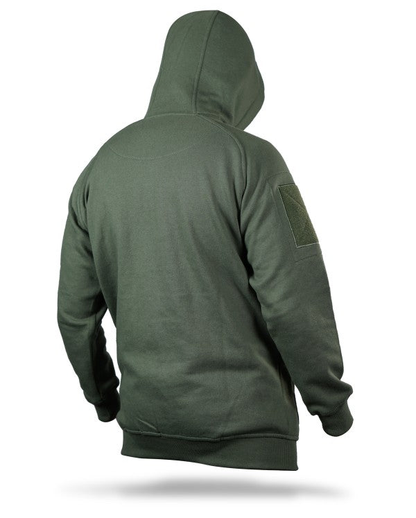 Advanced Raptor hoodie - Ranger green