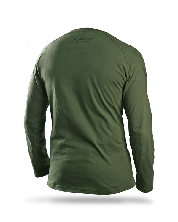 Alpha long sleeves - Olive green