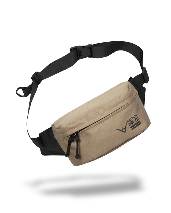 Bastion waistbag MK-01 - Tan
