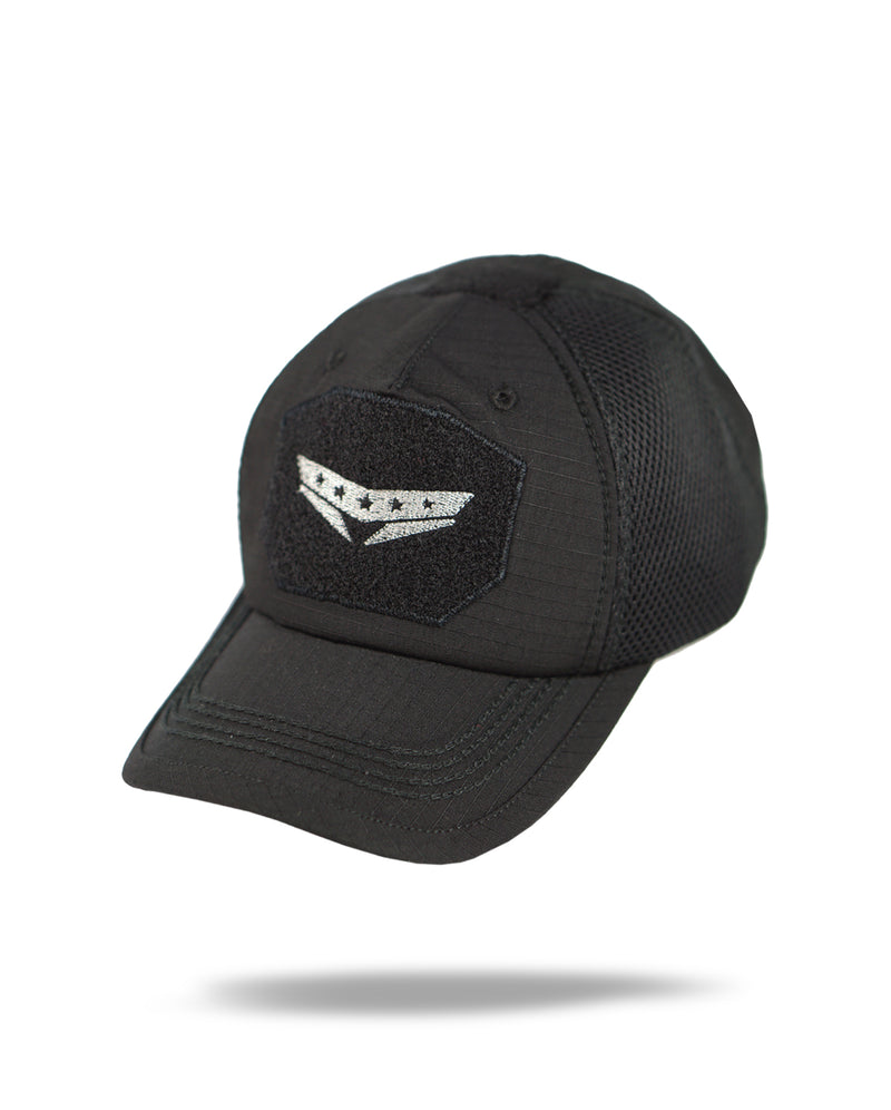 Falconner cap - Black