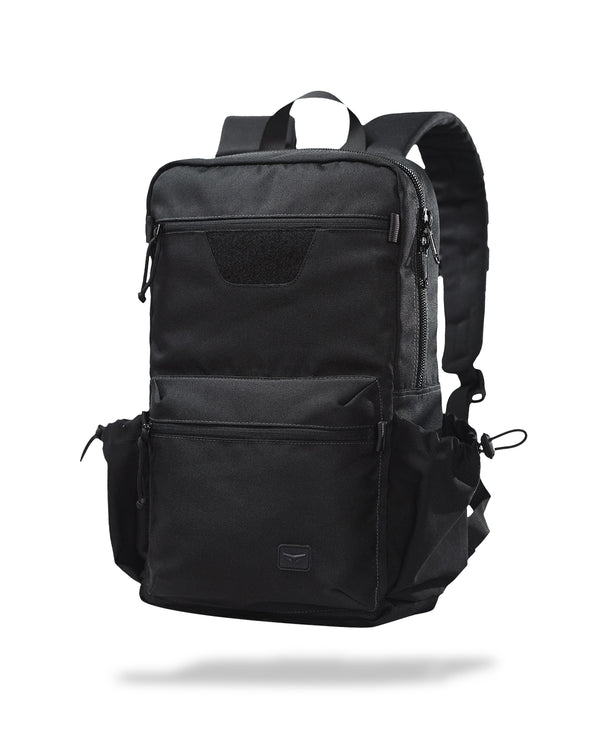 Solid daypack - Black