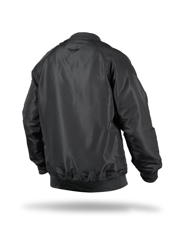 Shield bomber jacket MK ll - Black