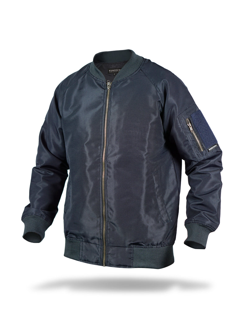 Shield bomber jacket MK ll - Navy blue