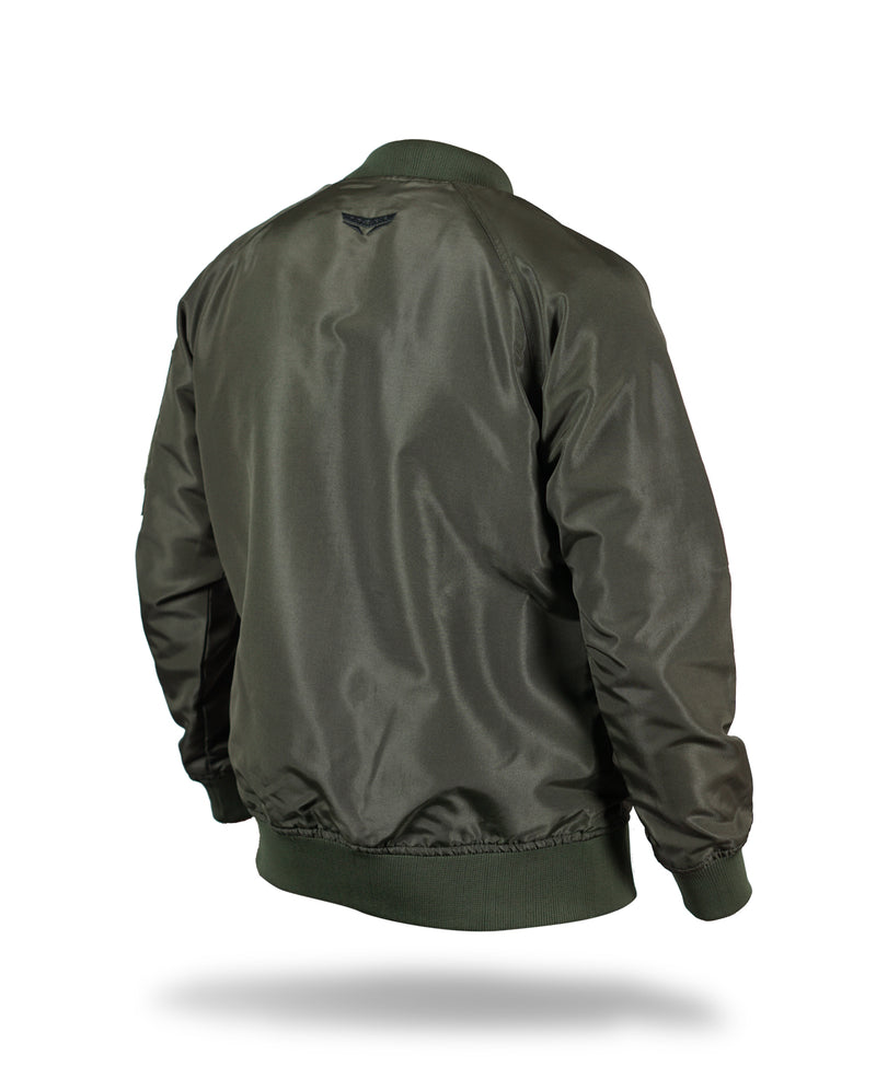 Shield bomber jacket MK ll - Olive green
