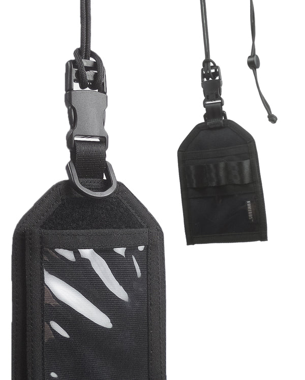 Tactical ID Card holder
