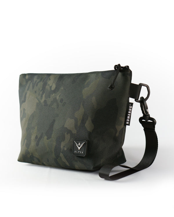 Valiant multiway dopp kit MK I - Black camouflage
