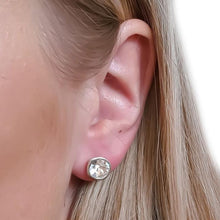Load image into Gallery viewer, Orli Large Crystal Stud Earrings