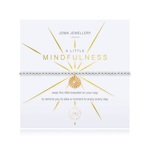 "Joma ""A Little Mindfulness"" Bracelet"