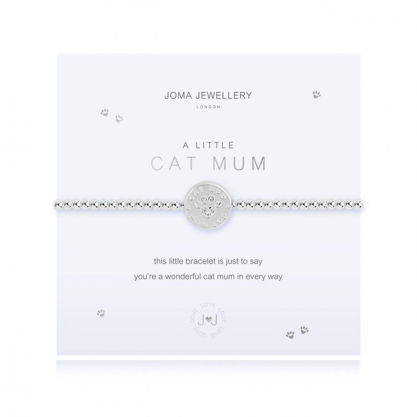 "Joma ""A Little Cat Mum"" Bracelet"