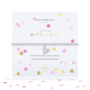 "Joma ""A Little With Love"" Bracelet"