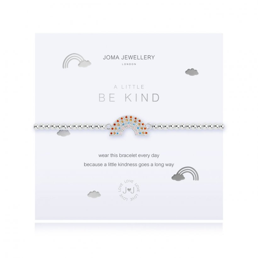 "Joma ""A Little Be Kind"" Bracelet"