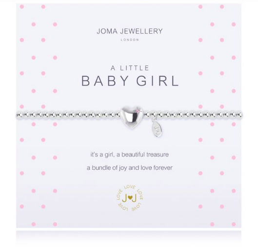 """A Little Baby Girl"" Bracelet"