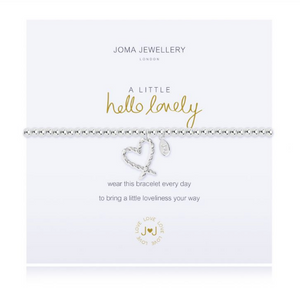 """A Little Hello Lovely"" Bracelet"