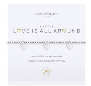 """A Little Love Is All Around"" Bracelet"