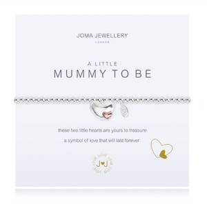 """A Little Mummy To Be"" Bracelet"
