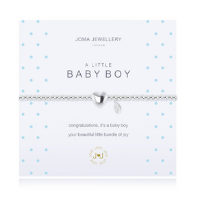 """A Little Baby Boy"" Bracelet"