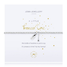 "Load image into Gallery viewer, ""A Little Prosecco Time"" Bracelet"