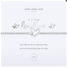 "Load image into Gallery viewer, ""A Little New Mum"" Bracelet"