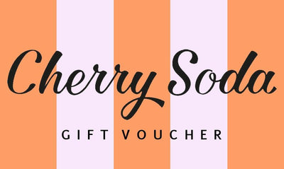 Cherry Soda Gift Card