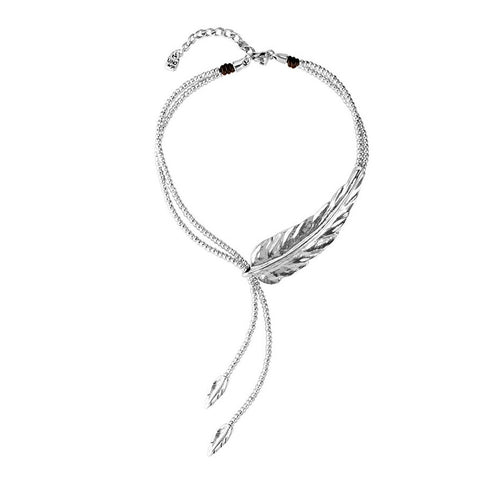 UNO de 50 Feather Necklace