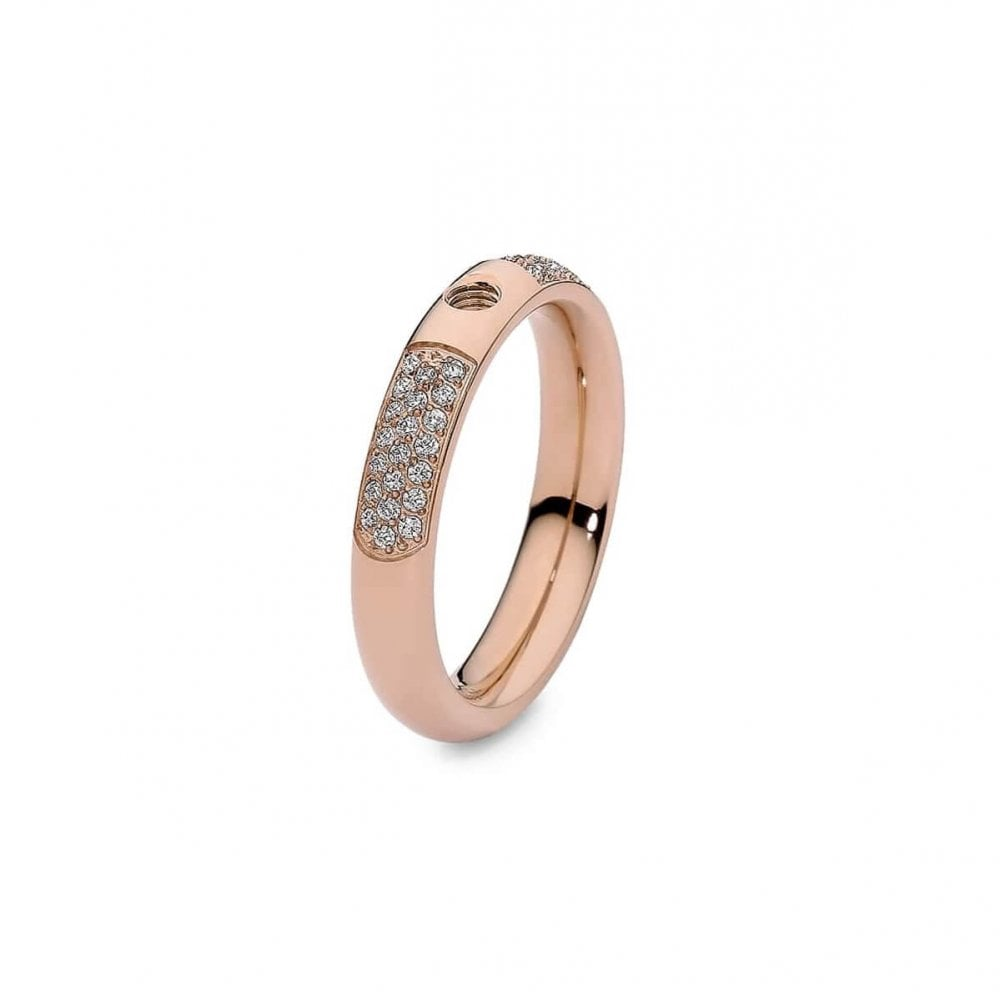 Qudo Deluxe Interchangeable Band in Rose