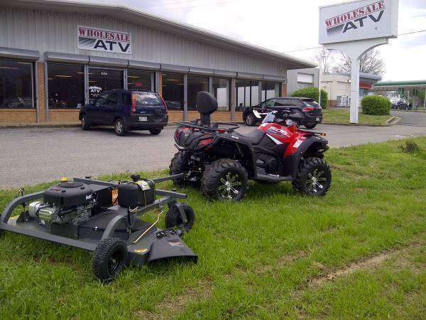 Swisher ATV Mowers, Brush Hogs & More