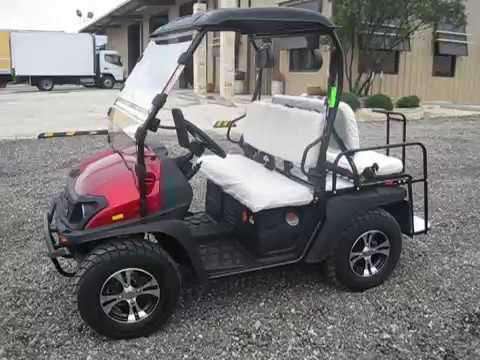 Electric Powersports Vehicles