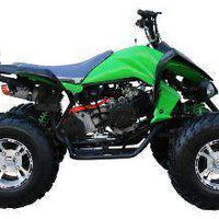 New Adult 150cc Sport - Coolster 3150cxc - 150cc ATV -CA Carb Approved - Free Shipping atvs Wholesale ATV green