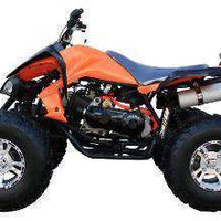 New Adult 150cc Sport - Coolster 3150cxc - 150cc ATV -CA Carb Approved - Free Shipping atvs Wholesale ATV orange