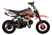 New Coolster QG-213A 110cc Fully-Auto  Youth Dirt Bike