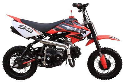 New 70CC Semi-Automatic Coolster QG-210  Mini Sized Dirt Bike