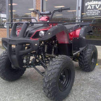 New Adult Utility 250cc - Tao Tao 250D - ATV Four Wheeler w Reverse - CA Carb Approved - Free Shipping atvs Wholesale ATV
