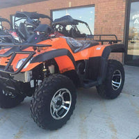 New 300cc - Buyang Monster 300 - Adult 4x4 Utility ATV - Free Shipping atvs Wholesale ATV Orange