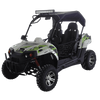 New 150cc - Trailmaster Challenger 150X - Deluxe Youth UTV - CA Carb Approved - Free Shipping utvs Wholesale ATV White