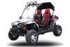 New 150cc - Trailmaster Challenger 150X - Deluxe Youth UTV - CA Carb Approved - Free Shipping utvs Wholesale ATV Black