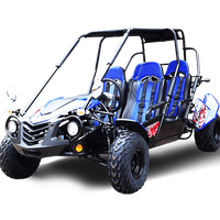 New 150cc - Trailmaster Blazer4 150XL - 4 Seater Go Kart - CA Carb Approved - Free Shipping go kart Wholesale ATV