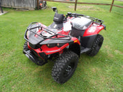 New Bennche Grey Wolf 400 EPS 4×4 ATV - No Dealer Set Up Fees.