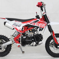 New EGL A08 PRO - Manual Clutch - 110cc Youth Dirt Bike